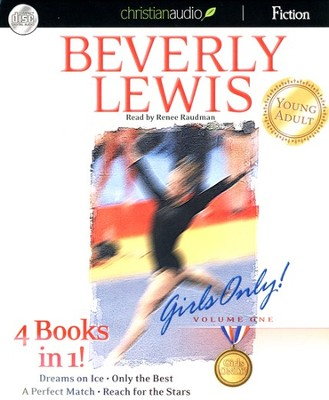 Girls Only! Volume 1 - unabridged audiobook on CD   -     By: Beverly Lewis