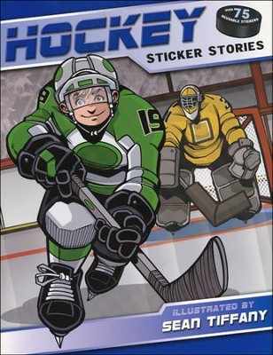 Hockey Sticker Stories  -     By: Sean Tiffany