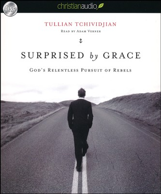 Surprised by Grace Unabridged Audiobook on CD  -     By: Tullian Tchividjian