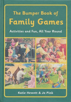 The Bumper Book of Family Games  -     By: Katie Hewett