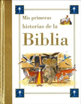 Historias de la Biblia Ilustradas  (Illustrated Family Bible Stories)  -     By: Miles Kelly