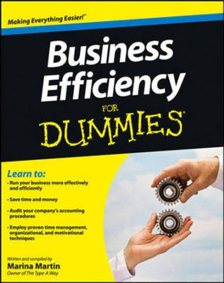 Business Efficiency For Dummies  -     By: Marina Martin