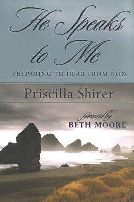 He Speaks to Me - Slightly Imperfect   -     By: Priscilla Shirer