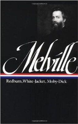 Herman Melville: Redburn, White-Jacket, Moby-Dick  -     By: Herman Melville