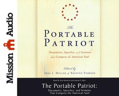 Portable Patriot Unabridged Audiobook on CD  -     Edited By: Joel Miller, Kristen Parrish     By: Joel Miller & Kristen Parrish