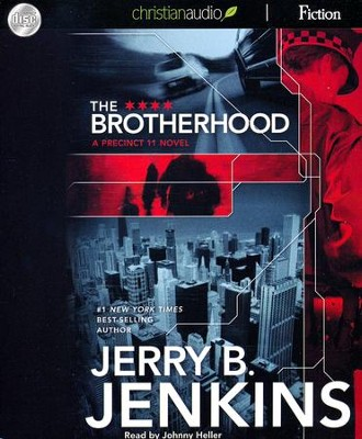 The Brotherhood - unabridged audiobook on CD   -     By: Jerry B. Jenkins