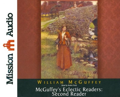 McGuffey's Eclectic Readers: Second Unabridged Audiobook on CD  -     Narrated By: Robin Field     By: William McGuffey