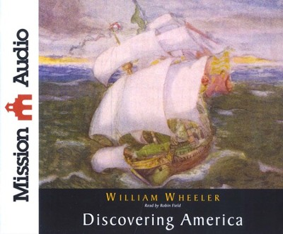 Discovering America Unabridged Audiobook on CD  -     Narrated By: Robin Field     By: Robin Field (Narrator)