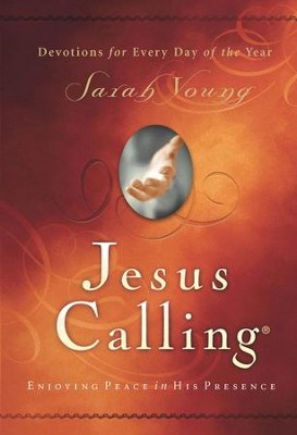 Jesus Calling: Enjoying Peace in His Presence (slightly imperfect)   -