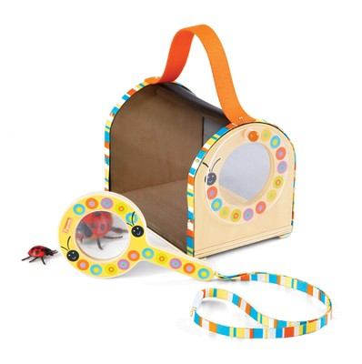 Bug Bungalow and Magnifier Set  -