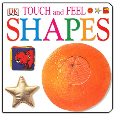Touch and Feel: Shapes   -