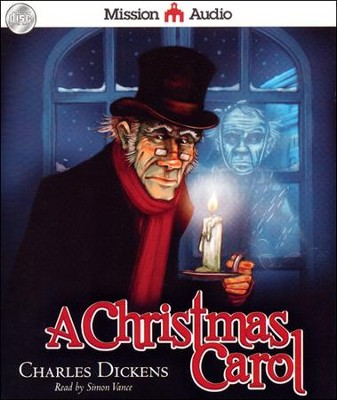 A Christmas Carol Unabridged Audiobook on CD  -     Narrated By: Simon Vance     By: Charles Dickens