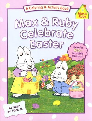 Max & Ruby Celebrate Easter  -