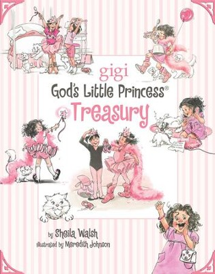 A God's Little Princess Treasury - eBook  -     By: Sheila Walsh