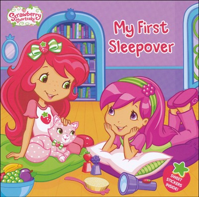Strawberry Shortcake: My First Sleepover  -     By: Lauren Cecil