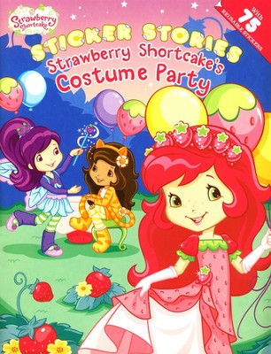 Strawberry's Shortcakes Costume Party  -     By: Samantha Schutz