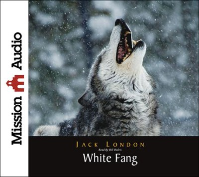 White Fang Unabridged Audiobook on CD  -     By: Jack London