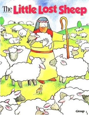 HOBC Bible Big Book: The Little Lost Sheep  -