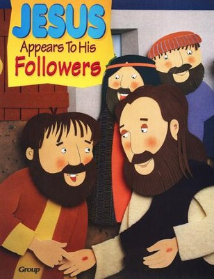 HOBC Bible Big Book: Jesus Appears to His Followers  -