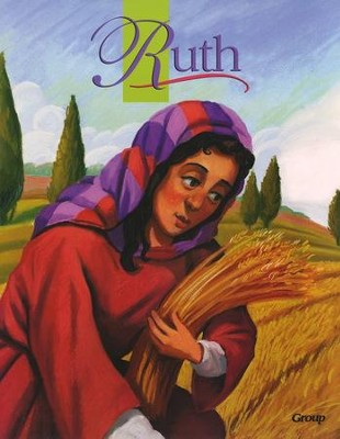 HOBC Bible Big Book: Ruth  -