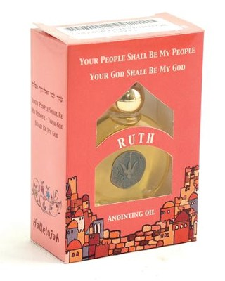 Ruth Anointing Oil .50 OZ   -