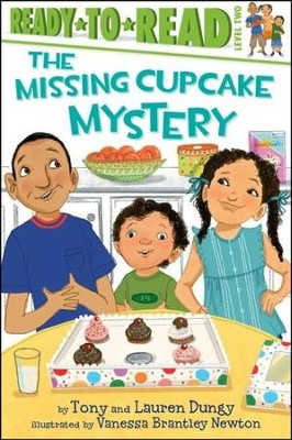 The Missing Cupcake Mystery, Hardcover   -     By: Tony Dungy, Lauren Dungy     Illustrated By: Vanessa Brantly Newton