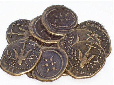 Widow's Mite Coins (10)   -