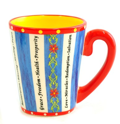 Inspirational Blessings Mug   -
