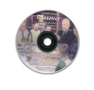 Christian Celebration of Passover CD   -