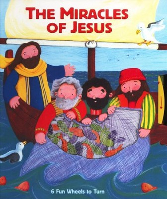 The Miracles of Jesus  -     By: Tracy Harrast     Illustrated By: Estelle Corke