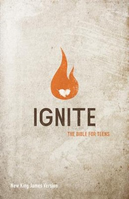 NKJV Ignite: The Bible for Teens - eBook  -