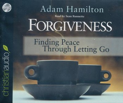 Forgiveness Unabridged Audiobook on CD  -     By: Adam Hamilton