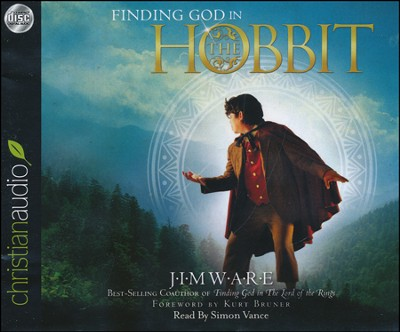 Finding God in the Hobbit Unabridged Audiobook on CD  -     Narrated By: Simon Vance     By: Jim Ware