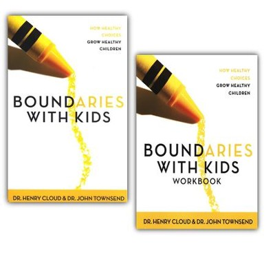 Boundaries With Kids, Paperback Book & Workbook   -