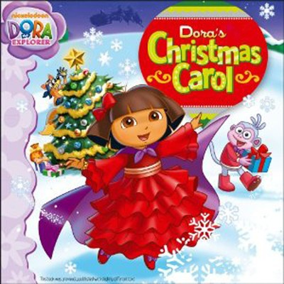 Dora's Christmas Carol  -     By: Christine Ricci     Illustrated By: Robert Roper