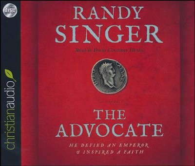 The Advocate - Unabridged audiobook on CD  -     By: Randy Singer