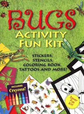 Bugs Activity Fun Kit  -