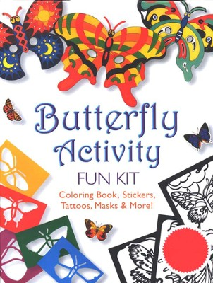 Butterfly Activity Fun Kit  -
