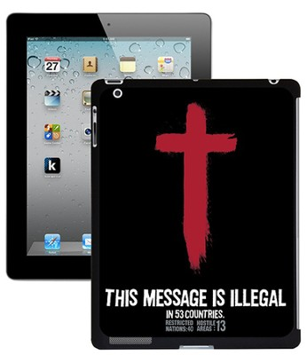 Illegal iPad 2 Case  -