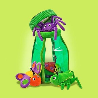Bug Jug Fill & Spill  -     By: Melissa & Doug