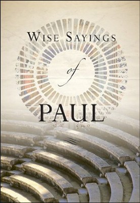 Wise Sayings of St. Paul   -