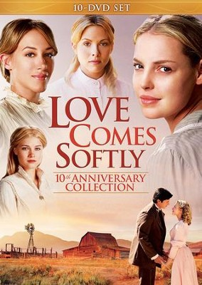 Love Comes Softly Gift Set DVD   -