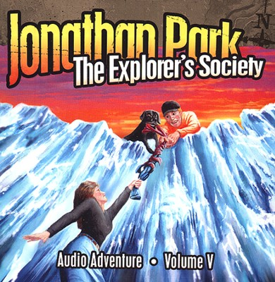 #5: The Explorer's Society MP3 Audio CD  -     By: Pat Roy
