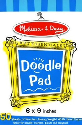 Doodle Pad    -     By: Melissa & Doug