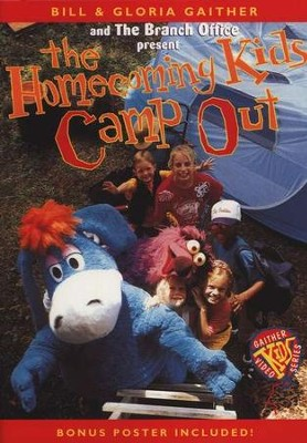The Homecoming Kids Camp Out DVD   -     By: The Homecoming Kids