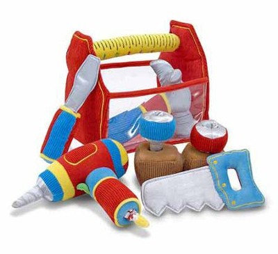 Toolbox Fill & Spill  -     By: Melissa & Doug