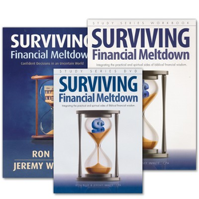 Surviving Financial Meltdown Study Series Program  -     By: Ron Blue, Jeremy White