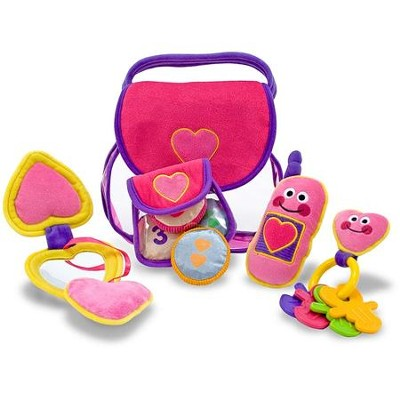 Purse Fill & Spill  -     By: Melissa & Doug
