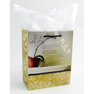 To Mom with Love Gift Bag, Small  -