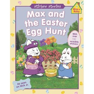 Max and the Easter Egg Hunt  -     By: Unknown Author